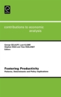 Image for Fostering productivity  : patterns, determinants and policy implications