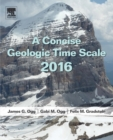 Image for The concise geologic time scale 2016