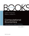 Image for Handbook of computational economics.: (Heterogeneous agent modeling) : Volume 4