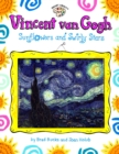 Image for Vincent Van Gogh: Sunflowers and Swirly Stars