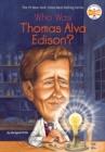Image for Who Was Thomas Alva Edison?