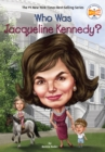 Image for Who was Jacqueline Kennedy?