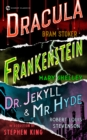 Image for Frankenstein, Dracula, Dr. Jekyll And Mr. Hyde