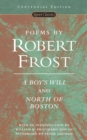 Image for Poems by Robert Frost : A Boy's Will and North of Boston