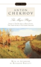 Image for Anton Chekhov - the major plays  : Ivanov - the sea gull - Uncle Vanya - the three sisters - the cherry orchard
