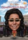 Image for Who was Coretta Scott King?