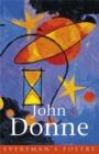 Image for John Donne  : selected poems