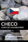 Image for Livro de Vocabulario Checo: Uma Abordagem Focada Em Topicos