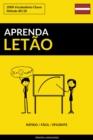 Image for Aprenda Letao: Rapido / Facil / Eficiente: 2000 Vocabularios Chave