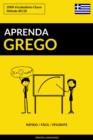 Image for Aprenda Grego: Rapido / Facil / Eficiente: 2000 Vocabularios Chave