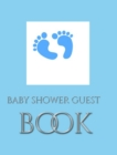 Image for Baby Boy Shower Stylish Guest Book