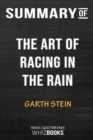 Image for Summary of The Art of Racing in the Rain : A Novel: Trivia/Quiz for Fans