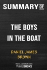 Image for Summary of The Boys in the Boat : Nine Americans and Their Epic Quest for Gold at the 1936 Berlin Olympics: Trivia/Quiz