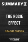 Image for Summary of The Rosie Effect : A Novel: Trivia/Quiz for Fans