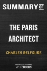Image for Summary of The Paris Architect : A Novel: Trivia/Quiz for Fans