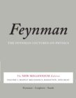 Image for The Feynman lectures on physicsVolume 1,: Mainly mechanics, radiation, and heat