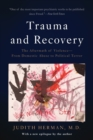 Image for Trauma and recovery  : the aftermath of violence - from domestic abuse to political terror