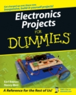 Image for Electronics projects for dummies