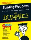 Image for Building Web sites all-in-one desk reference for dummies