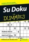 Image for Su doku for dummies