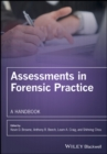 Image for Assessments in forensic practice  : a handbook