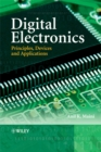 Image for Digital electronics  : principles, devices and applications