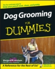Image for Dog grooming for dummies