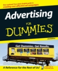 Image for Advertising for dummies