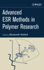 Image for Advanced ESR methods in polymer research