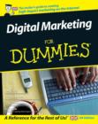 Image for Digital marketing for dummies