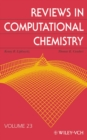 Image for Reviews in computational chemistryVol. 23