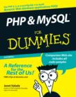 Image for PHP & MySQL for dummies