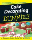 Image for Cake decorating for dummies