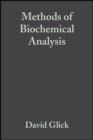 Image for Methods of Biochemical Analysis, Volume 31