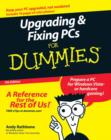 Image for Upgrading & fixing PCs for dummies