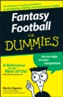 Image for Fantasy football for dummies