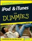 Image for iPod & iTunes for dummies
