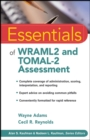 Image for Essentials of WRAML2 and TOMAL-2 assessment