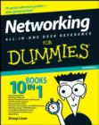 Image for Networking all-in-one desk reference for dummies