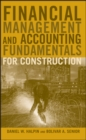 Image for Financial management and accounting fundamentals for construction