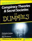 Image for Conspiracy theories & secret societies for dummies