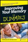 Image for 2007 Improve Your Memory Fd Target One Spot Edition