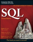 Image for SQL bible