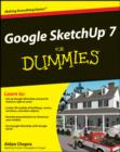 Image for Google SketchUp 7 for dummies