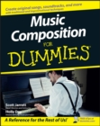 Image for Music composition for dummies