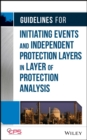 Image for Guidelines for non-SIS independent protection layers