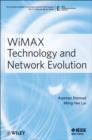 Image for WiMAX technology and network evolution