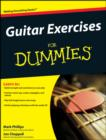 Image for Guitar exercises for dummies