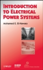 Image for Introduction to electrical power systems