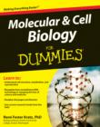 Image for Molecular & cell biology for dummies